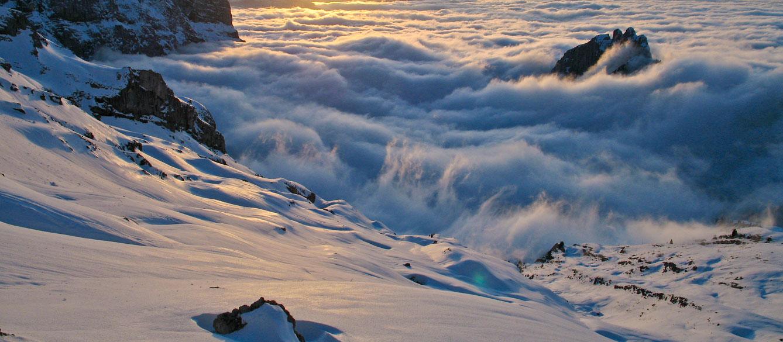 Spéléologie alpine