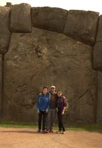 l'étonnante architecture Inca